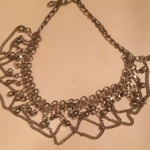 Belly dancing/bell necklace